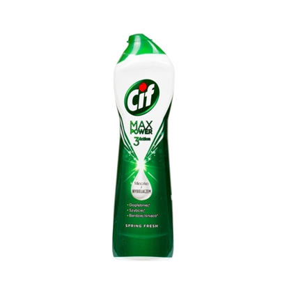 Attēls no Cif Max Power Spring Fresh Cleaner with Bleach 693 g