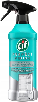 Attēls no Cif Perfect Finish Spray for cleaning refrigerator/microwave 435 ml
