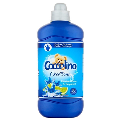 Picture of Coccolino Creations Passion Flower & Bergamot fabric softener
