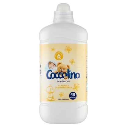 Picture of Coccolino Creations Sensitive Almond & Cashmere Balm fabric softener
