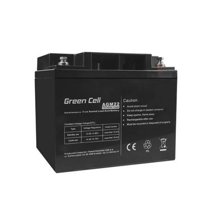 Picture of Akumulator AGM 12V 40Ah