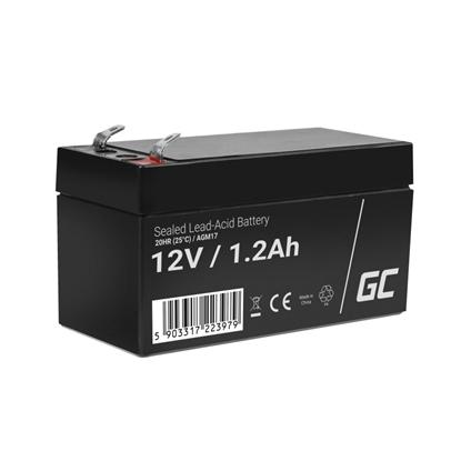 Attēls no Akumulator AGM 12V 1.2Ah