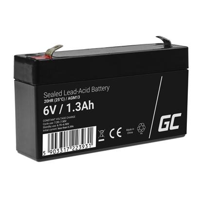 Picture of Akumulator AGM 6V 1.3Ah