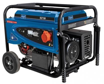 Picture of SCHEPPACH Ģenerators SG 7100,