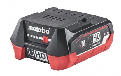 Attēls no Akumulators 12V / 4,0 Ah LiHD, Metabo