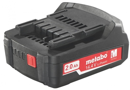 Attēls no Akumulators 14,4V / 2,0 Ah, Li Power Compact, Metabo