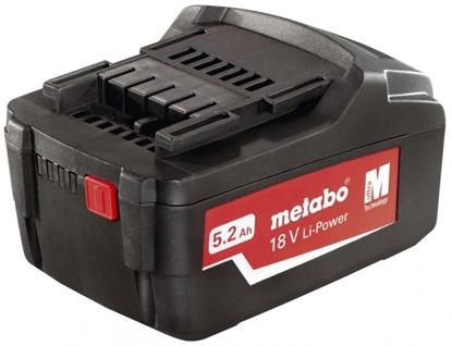 Attēls no Akumulators 18 V / 5,2 Ah Li-Power Extreme, Metabo