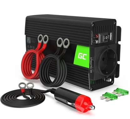 Picture of GREEN CELL Car Power Inverter Converter