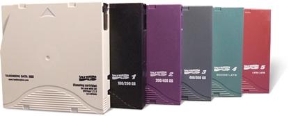 Picture of LTO-4 Data Cartridge,