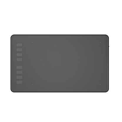 Изображение HUION H950P graphic tablet 5080 lpi 220 x 137 mm USB Black