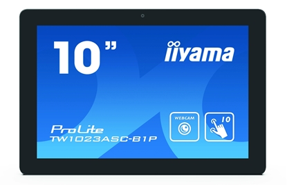 "Picture of 10,1"", Android, PoE, PCAP, Touch, 1280 x 800, Speakers, HDMI-Out, 385 cd/m², 1000:1, 25ms, Android OS v8.1"