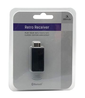 Picture of 8BitDo Retro Receiver Bluetooth (NES, SNES, SFC Classic Edition)