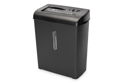 Picture of DIGITUS Paper shredder X7 w. CD/DVD/credit card shredder