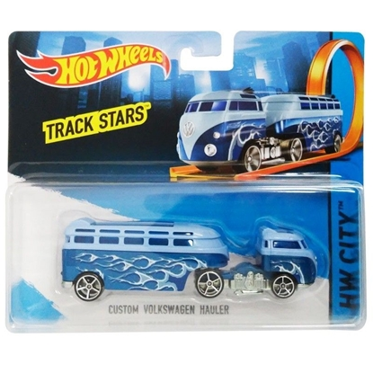Attēls no Hot Wheels: Track Stars - Custom Volkswagen Hauler