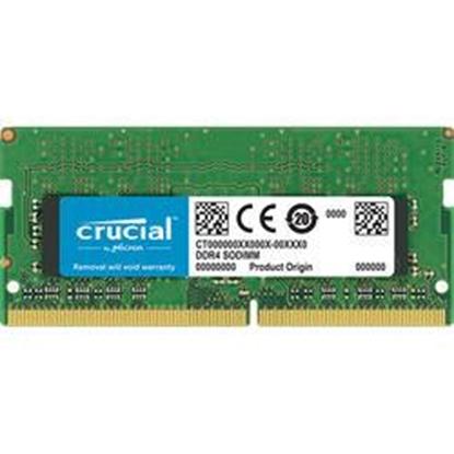 Изображение NB MEMORY 4GB PC21300 DDR4/SO CT4G4SFS6266 CRUCIAL