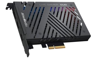 Изображение Avermedia Live Gamer DUO GC570D video capturing device Internal PCIe