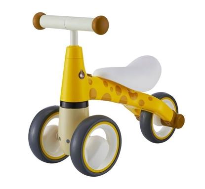 Attēls no EcoToys 2in1 Bike / Walker Giraffe
