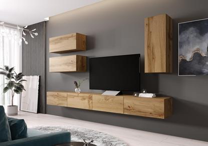 """Изображение Cama Cabinet VIGO """"90"""" full 90/35/32 wotan oak"""