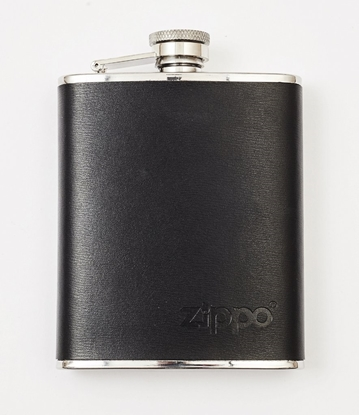 Изображение Zippo ādas blašķe