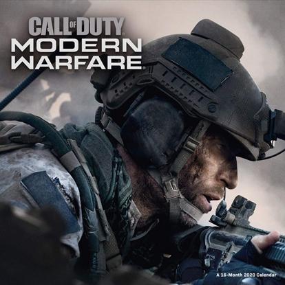 Изображение 2020 Calendar - Call of Duty: Modern Warfare, 30x30cm