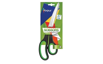 Picture of Forpus Scissors, 21cm, rubberised 1110-005