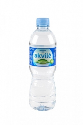 Изображение Mineral water Akvilė, non-carbonated, 0.5l (12vnt.)