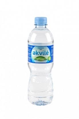 Attēls no Mineral water Akvilė, non-carbonated, 0.5l (12vnt.)