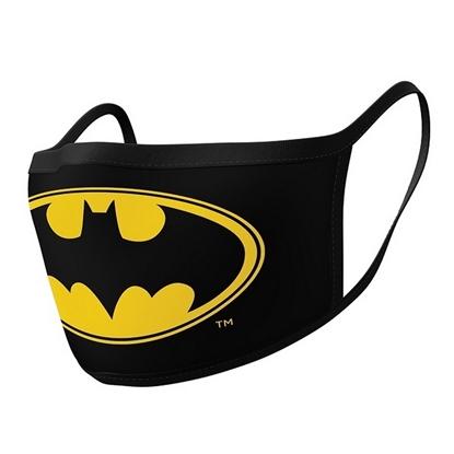 Изображение Face Mask 2-Pack: DC Comics - Batman Logo