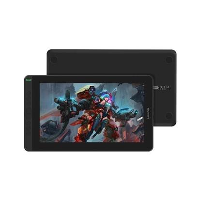 Изображение HUION Kamvas 13 graphic tablet 5080 lpi 293.76 x 165.24 mm USB Black