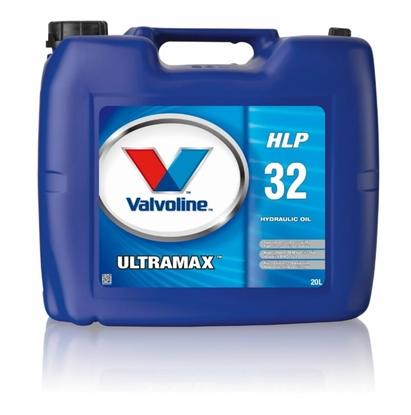Attēls no Hidraulikas eļļa ULTRAMAX HLP 32 20L, Valvoline