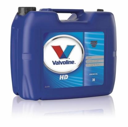 Изображение Motoreļļa VALVOLINE HD SAE30 20L, Valvoline