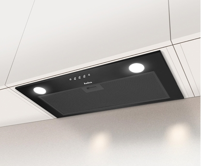 Picture of Amica OMC6241B cooker hood 182 m3/h Built-in Black C