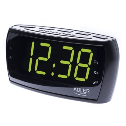 Picture of ADLER AD 1121 DIGITAL ALARM CLOCK RADIO