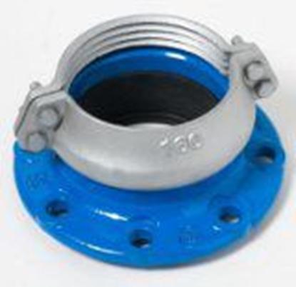 Attēls no !Adapt. PVC/PE caurulei, enkurojošs Dn150, D160mm
