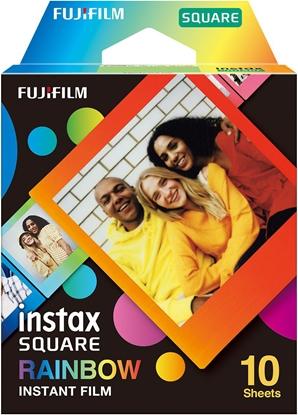Picture of 1 Fujifilm instax Square Film Rainbow