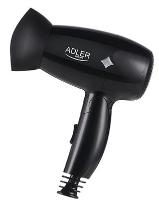 Attēls no Adler AD 2251 hair dryer Black 1400 W