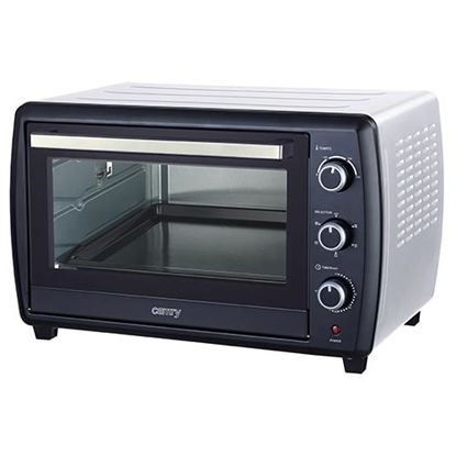 Picture of Adler CR 6007 oven Electric 46 L 1800 W Black,Grey