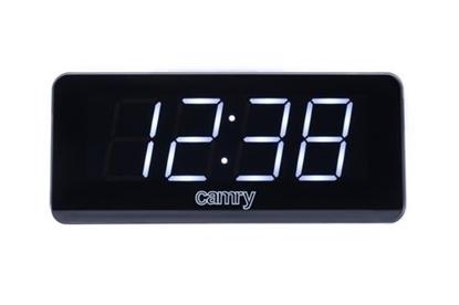 Изображение Camry CR 1156 Digital alarm clock Black,Grey
