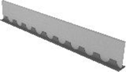 Изображение Deformācijas/termo šuve L=2m, H=10cm, pašlīm. TIA
