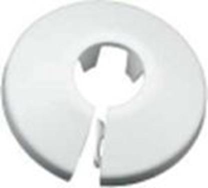 Изображение Dekoratīvā rozete D15 balta TIA
