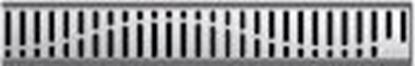 Attēls no Dušas kanāls ar Tile režģi un atloku, L=885mm,H=65