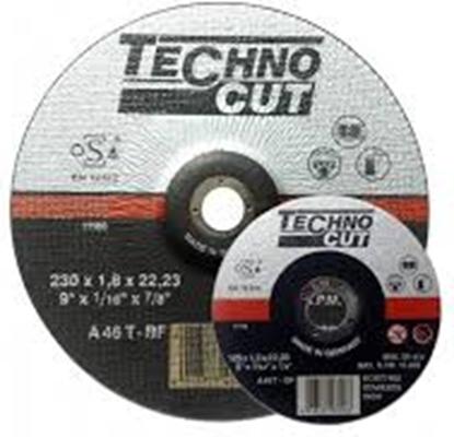 Attēls no Gr.disks 230*1,8*22.2 met/ner TechnoCut