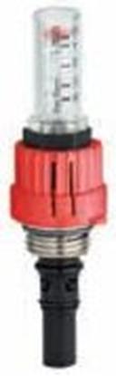 Изображение Kolektora plūsmas mērītājs ar balans. ventili
