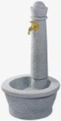 Attēls no ROMA uzpildes pilārs (gaišs granīts)