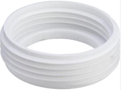 Изображение Sifona pāreja 1 1/2''ā x 1 1/4''ie, plastmasas