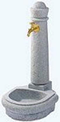 Attēls no VENEZIA uzpildes pilārs (gaišs granīts)