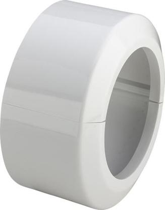 Picture of WC klaprozete balta Viega