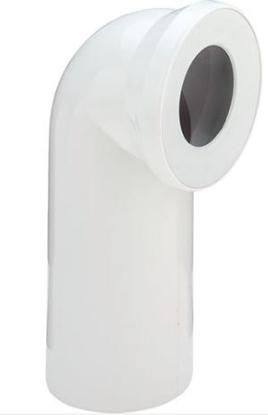 Изображение WC līkums 90° balts Viega