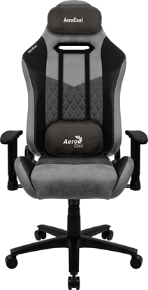 Изображение Aerocool DUKE AeroSuede Universal gaming chair Black,Grey
