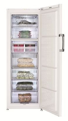 Picture of Beko FS127330N freezer Freestanding Upright White 237 L